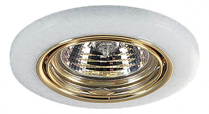 Встраиваемый светильник NovotechКруглые<br>Артикул - NV_369278,Бренд - Novotech (Венгрия),Коллекция - Stone,Гарантия, месяцы - 24,Время изготовления, дней - 1,Глубина, мм - 20,Диаметр, мм - 88,Размер врезного отверстия, мм - 68,Тип лампы - галогеновая ИЛИсветодиодная [LED],Общее кол-во ламп - 1,Напряжение питания лампы, В - 12,Максимальная мощность лампы, Вт - 50,Лампы в комплекте - отсутствуют,Цвет плафонов и подвесок - белый,Тип поверхности плафонов - матовый,Материал плафонов и подвесок - искусственный камень,Цвет арматуры - золото,Тип поверхности арматуры - глянцевый,Материал арматуры - дюралюминий,Количество плафонов - 1,Возможность подлючения диммера - можно, если установить галогеновую лампу,Форма и тип колбы - полусферическая с рефлектором ИЛИполусферическая с радиатором,Тип цоколя лампы - GX5.3,Экономичнее лампы накаливания - на 50%,Класс электробезопасности - III,Напряжение питания, В - 220,Степень пылевлагозащиты, IP - 20,Диапазон рабочих температур - комнатная температура,Дополнительные параметры - поворотный светильник, возможна установка лампы GX5.3 (MR-16) на 12 В с подключением через трансформатор 12 В<br>