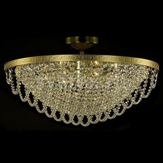 Люстра на штанге Preciosa5 или 6 ламп<br>Артикул - PR_55119600607000035,Бренд - Preciosa (Чехия),Коллекция - Brilliant,Гарантия, месяцы - 24,Время изготовления, дней - 1,Высота, мм - 320,Диаметр, мм - 600,Тип лампы - компактная люминесцентная [КЛЛ] ИЛИнакаливания ИЛИсветодиодная [LED],Общее кол-во ламп - 6,Напряжение питания лампы, В - 220,Максимальная мощность лампы, Вт - 40,Лампы в комплекте - отсутствуют,Цвет плафонов и подвесок - неокрашенный,Тип поверхности плафонов - прозрачный,Материал плафонов и подвесок - хрусталь Standard,Цвет арматуры - латунь,Тип поверхности арматуры - глянцевый,Материал арматуры - металл,Возможность подлючения диммера - можно, если установить лампу накаливания,Тип цоколя лампы - E14,Класс электробезопасности - I,Общая мощность, Вт - 240,Степень пылевлагозащиты, IP - 20,Диапазон рабочих температур - комнатная температура<br>