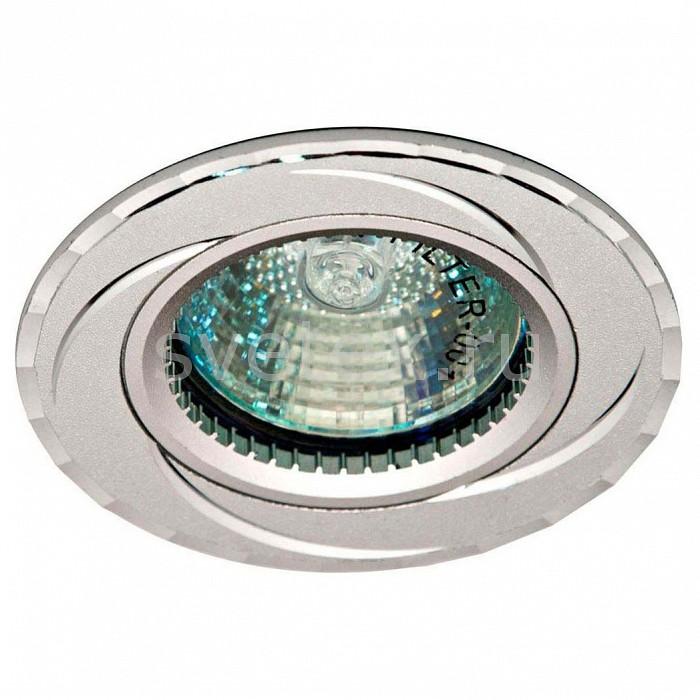 Встраиваемый светильник FeronПотолочные светильники<br>Артикул - FE_18897,Бренд - Feron (Китай),Коллекция - GS-M361,Гарантия, месяцы - 24,Глубина, мм - 25,Диаметр, мм - 80,Размер врезного отверстия, мм - 57,Тип лампы - галогеновая ИЛИсветодиодная [LED],Общее кол-во ламп - 1,Напряжение питания лампы, В - 12,Максимальная мощность лампы, Вт - 50,Лампы в комплекте - отсутствуют,Цвет арматуры - серебро,Тип поверхности арматуры - матовый,Материал арматуры - металл,Возможность подлючения диммера - можно, если установить галогеновую лампу,Необходимые компоненты - блок питания 12В,Компоненты, входящие в комплект - нет,Форма и тип колбы - полусферическая с рефлектором,Тип цоколя лампы - GU5.3,Класс электробезопасности - I,Напряжение питания, В - 220,Степень пылевлагозащиты, IP - 20,Диапазон рабочих температур - комнатная температура<br>