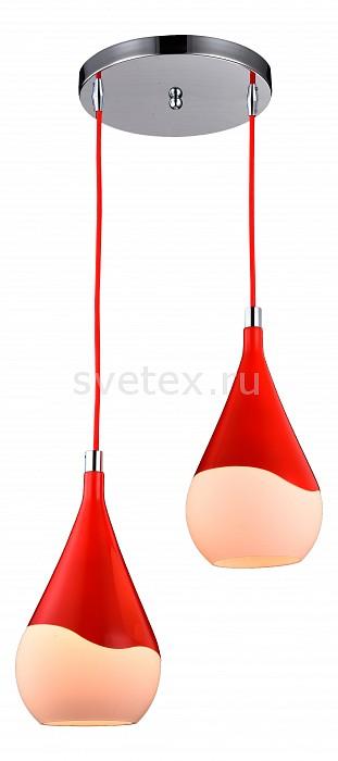 Фото Подвесной светильник Maytoni Icederg F014-22-R