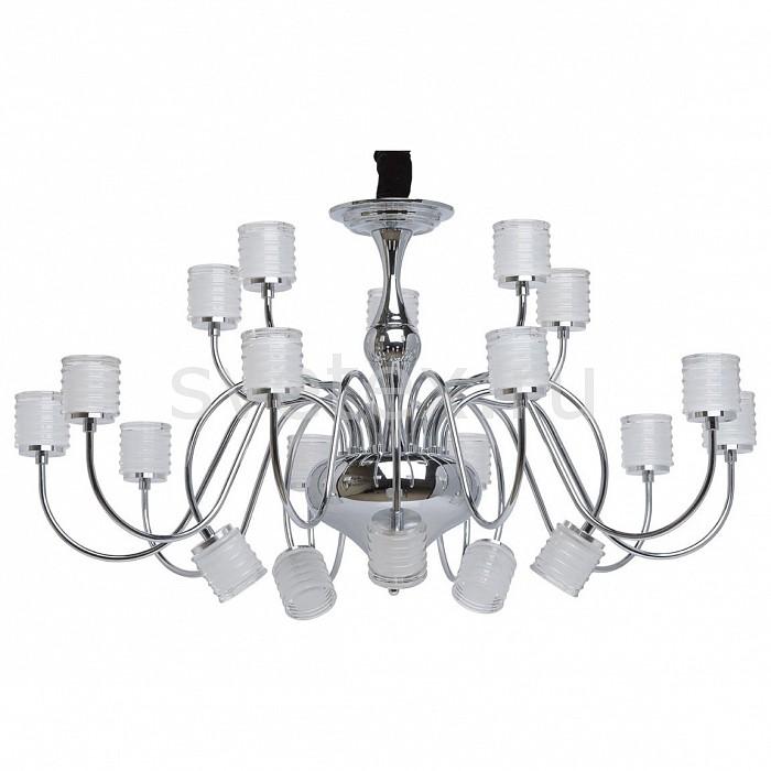 Подвесная люстра MW-LightСветодиодные<br>Артикул - MW_312011820,Бренд - MW-Light (Германия),Коллекция - Толедо 1,Гарантия, месяцы - 24,Высота, мм - 580-1380,Диаметр, мм - 760,Тип лампы - светодиодная [LED],Общее кол-во ламп - 20,Напряжение питания лампы, В - 220,Максимальная мощность лампы, Вт - 3,Цвет лампы - белый,Лампы в комплекте - светодиодные [LED],Цвет плафонов и подвесок - белый,Тип поверхности плафонов - матовый,Материал плафонов и подвесок - стекло,Цвет арматуры - хром,Тип поверхности арматуры - глянцевый,Материал арматуры - металл,Количество плафонов - 20,Цветовая температура, K - 4000 K,Класс электробезопасности - I,Общая мощность, Вт - 60,Степень пылевлагозащиты, IP - 20,Диапазон рабочих температур - комнатная температура,Дополнительные параметры - способ крепления светильника на потолке - на крюке, регулируется по высоте<br>