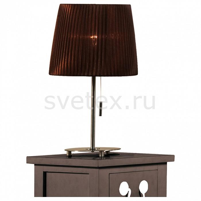 Фото Настольная лампа Citilux E27 220В 75Вт Гофре CL913812