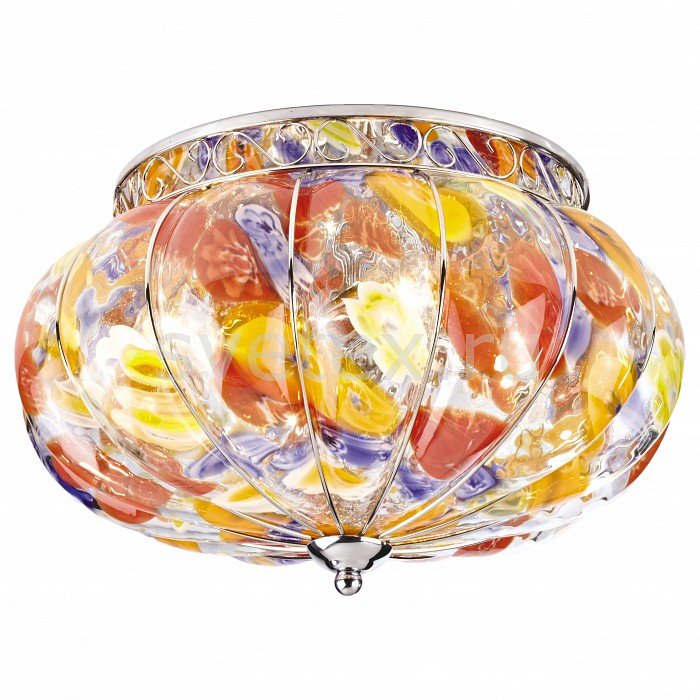 Фото Накладной светильник Arte Lamp Venezia A2101PL-4CC