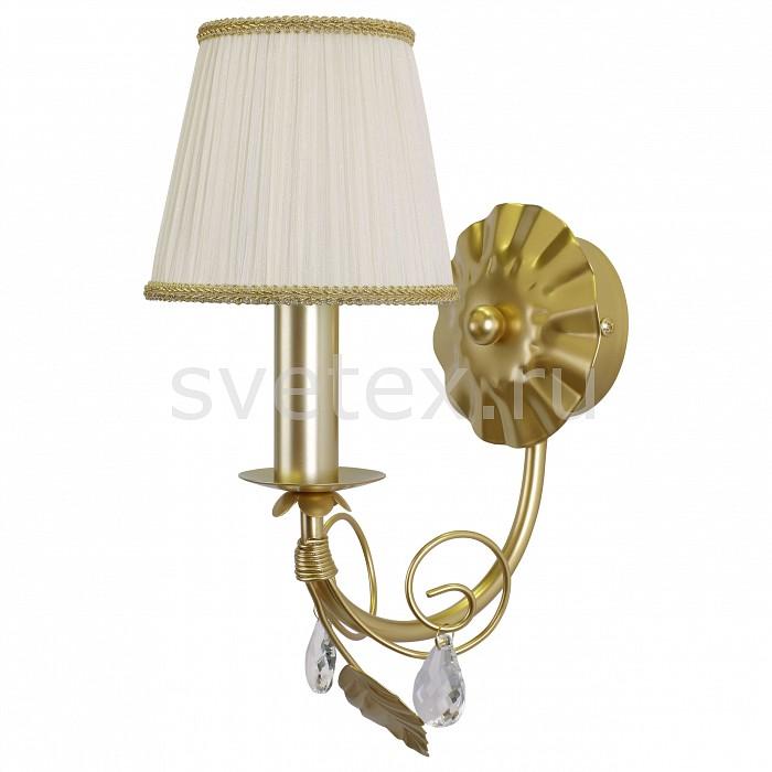 Бра LightstarСветодиодные<br>Артикул - LS_781612,Бренд - Lightstar (Италия),Коллекция - Modesto,Гарантия, месяцы - 24,Ширина, мм - 125,Высота, мм - 280,Выступ, мм - 160,Тип лампы - компактная люминесцентная [КЛЛ] ИЛИнакаливания ИЛИсветодиодная [LED],Общее кол-во ламп - 1,Напряжение питания лампы, В - 220,Максимальная мощность лампы, Вт - 40,Лампы в комплекте - отсутствуют,Цвет плафонов и подвесок - белый, неокрашенный,Тип поверхности плафонов - матовый, прозрачный,Материал плафонов и подвесок - текстиль, хрусталь,Цвет арматуры - золото,Тип поверхности арматуры - глянцевый,Материал арматуры - металл,Количество плафонов - 1,Возможность подлючения диммера - можно, если установить лампу накаливания,Тип цоколя лампы - E14,Класс электробезопасности - I,Степень пылевлагозащиты, IP - 20,Диапазон рабочих температур - комнатная температура,Дополнительные параметры - способ крепления светильника на стене – на монтажной пластине, светильник предназначен для использования со скрытой проводкой<br>