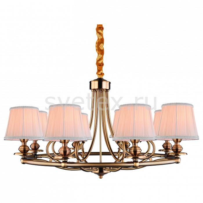 Фото Подвесная люстра Arte Lamp Empire A5012LM-8RB