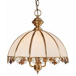 Подвесной светильник Arte LampСветодиодные<br>Артикул - AR_A7862SP-3AB,Бренд - Arte Lamp (Италия),Коллекция - Copperland 2,Гарантия, месяцы - 24,Высота, мм - 420-1520,Диаметр, мм - 400,Тип лампы - компактная люминесцентная [КЛЛ] ИЛИнакаливания ИЛИсветодиодная [LED],Общее кол-во ламп - 3,Напряжение питания лампы, В - 220,Максимальная мощность лампы, Вт - 60,Лампы в комплекте - отсутствуют,Цвет плафонов и подвесок - белый алебастр, янтарный,Тип поверхности плафонов - матовый,Материал плафонов и подвесок - стекло,Цвет арматуры - бронза античная,Тип поверхности арматуры - глянцевый,Материал арматуры - металл гальванированный,Возможность подлючения диммера - можно, если установить лампу накаливания,Тип цоколя лампы - E14,Класс электробезопасности - I,Общая мощность, Вт - 180,Степень пылевлагозащиты, IP - 20,Диапазон рабочих температур - комнатная температура,Дополнительные параметры - стиль Тиффани<br>