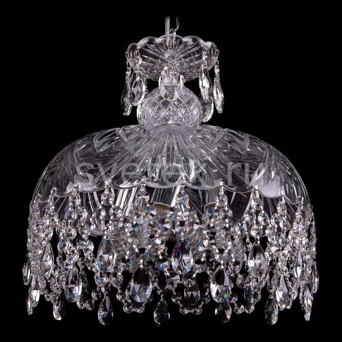 Фото Подвесной светильник Bohemia Ivele Crystal 7711 7711/35/Ni