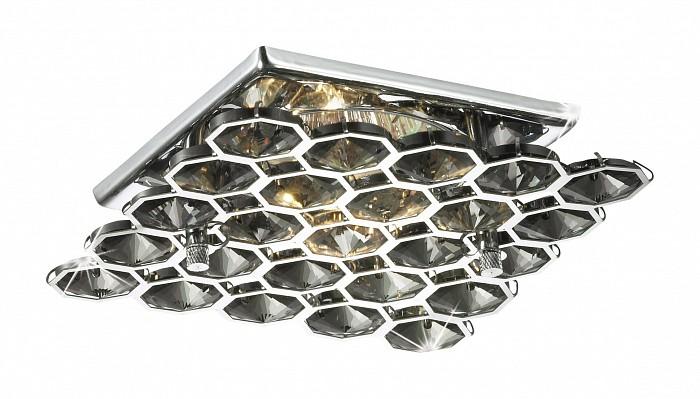 Встраиваемый светильник NovotechСветильники для натяжных потолков<br>Артикул - NV_369506,Бренд - Novotech (Венгрия),Коллекция - Moyen,Гарантия, месяцы - 24,Время изготовления, дней - 1,Длина, мм - 105,Ширина, мм - 105,Глубина, мм - 30,Размер врезного отверстия, мм - 60,Тип лампы - галогеновая ИЛИсветодиодная [LED],Общее кол-во ламп - 1,Напряжение питания лампы, В - 12,Максимальная мощность лампы, Вт - 50,Лампы в комплекте - отсутствуют,Цвет плафонов и подвесок - табако, хром,Тип поверхности плафонов - прозрачный,Материал плафонов и подвесок - хрусталь, металл,Цвет арматуры - хром,Тип поверхности арматуры - глянцевый,Материал арматуры - металл,Количество плафонов - 1,Возможность подлючения диммера - можно, если установить галогеновую лампу,Форма и тип колбы - полусферическая с рефлектором ИЛИполусферическая с радиатором,Тип цоколя лампы - GX5.3,Экономичнее лампы накаливания - на 50%,Класс электробезопасности - I,Напряжение питания, В - 220,Степень пылевлагозащиты, IP - 20,Диапазон рабочих температур - комнатная температура,Дополнительные параметры - возможна установка лампы GX5.3 (MR-16) на 12 В с подключением через трансформатор 12 В<br>