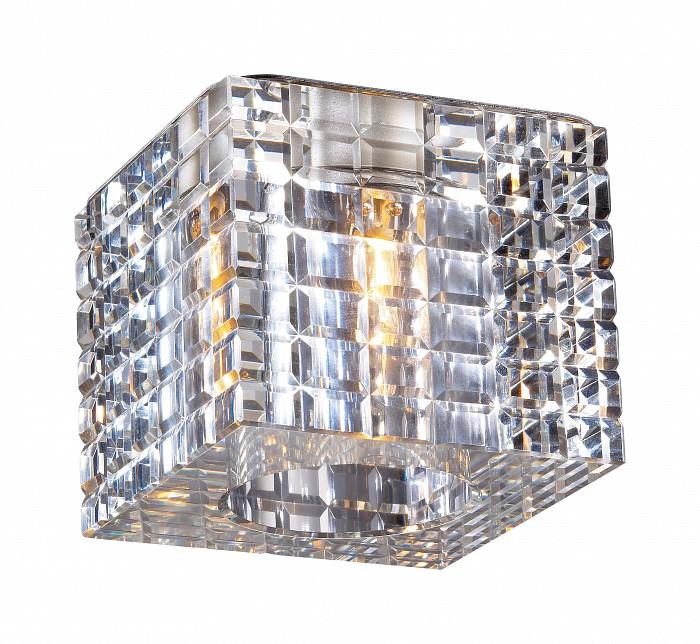 Фото Встраиваемый светильник Novotech Cubic 369600