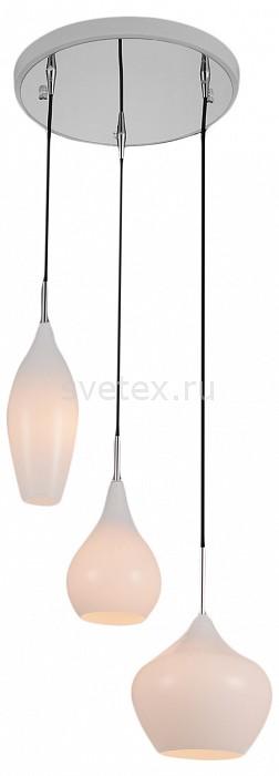Подвесной светильник LightstarСветодиодные<br>Артикул - LS_803050,Бренд - Lightstar (Италия),Коллекция - Pentola,Гарантия, месяцы - 24,Время изготовления, дней - 1,Высота, мм - 350-1500,Диаметр, мм - 300,Тип лампы - галогеновая ИЛИсветодиодная [LED],Общее кол-во ламп - 3,Напряжение питания лампы, В - 220,Максимальная мощность лампы, Вт - 25,Лампы в комплекте - отсутствуют,Цвет плафонов и подвесок - белый,Тип поверхности плафонов - матовый,Материал плафонов и подвесок - стекло,Цвет арматуры - хром,Тип поверхности арматуры - глянцевый,Материал арматуры - металл,Количество плафонов - 3,Возможность подлючения диммера - можно, если установить галогеновую лампу,Форма и тип колбы - пальчиковая,Тип цоколя лампы - G9,Класс электробезопасности - I,Общая мощность, Вт - 75,Степень пылевлагозащиты, IP - 20,Диапазон рабочих температур - комнатная температура,Дополнительные параметры - способ крепления к потолку - на монтажной пластине, регулируется по высоте<br>