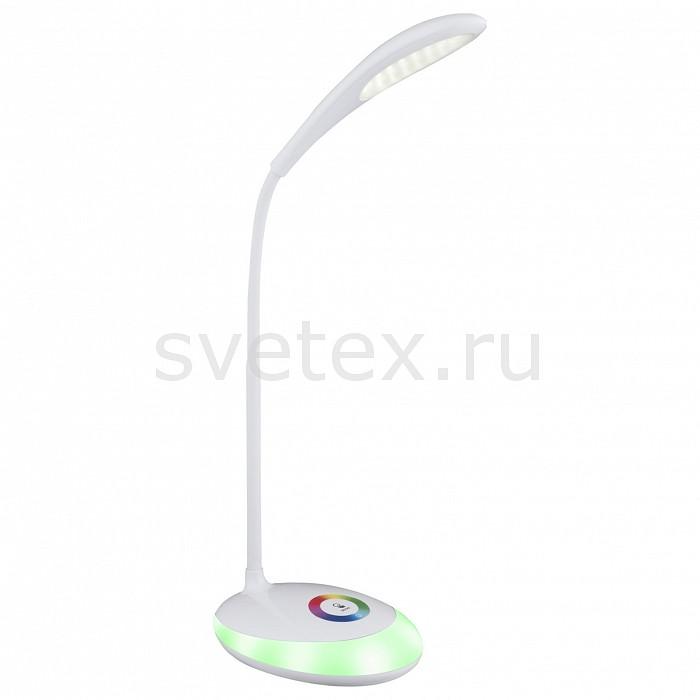 Настольная лампа GloboТочечные светильники<br>Артикул - GB_58264,Бренд - Globo (Австрия),Коллекция - Minea,Гарантия, месяцы - 24,Время изготовления, дней - 1,Ширина, мм - 110,Высота, мм - 480,Выступ, мм - 300,Размер упаковки, мм - 115х115х240,Тип лампы - светодиодная [LED],Общее кол-во ламп - 1,Напряжение питания лампы, В - 220,Максимальная мощность лампы, Вт - 3,Лампы в комплекте - светодиодная [LED],Цвет плафонов и подвесок - белый, неокрашенный,Тип поверхности плафонов - матовый,Материал плафонов и подвесок - полимер,Цвет арматуры - белый,Тип поверхности арматуры - матовый,Материал арматуры - металл,Количество плафонов - 1,Наличие выключателя, диммера или пульта ДУ - сенсорный диммер,Компоненты, входящие в комплект - провод электропитания с вилкой без заземления,Световой поток, лм - 230,Экономичнее лампы накаливания - в 9, 3 раза,Светоотдача, лм/Вт - 77,Класс электробезопасности - II,Степень пылевлагозащиты, IP - 20,Диапазон рабочих температур - комнатная температура,Дополнительные параметры - поворотный светильник, светильник декорирован светодиодами общей мощностью 1, 4 W<br>