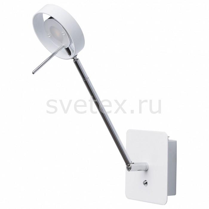 Бра MW-LightБра<br>Артикул - MW_675022201,Бренд - MW-Light (Германия),Коллекция - Ральф 2,Гарантия, месяцы - 24,Время изготовления, дней - 1,Ширина, мм - 130,Высота, мм - 410,Выступ, мм - 400,Тип лампы - светодиодная [LED],Общее кол-во ламп - 1,Напряжение питания лампы, В - 10,Максимальная мощность лампы, Вт - 5,Цвет лампы - белый теплый,Лампы в комплекте - светодиодная [LED],Цвет плафонов и подвесок - белый,Тип поверхности плафонов - матовый,Материал плафонов и подвесок - акрил,Цвет арматуры - белый,Тип поверхности арматуры - матовый,Материал арматуры - металл,Количество плафонов - 1,Наличие выключателя, диммера или пульта ДУ - выключатель,Возможность подлючения диммера - нельзя,Компоненты, входящие в комплект - блок питания 10В,Цветовая температура, K - 3000 K,Световой поток, лм - 400,Экономичнее лампы накаливания - в 8.4 раза,Светоотдача, лм/Вт - 80,Класс электробезопасности - I,Напряжение питания, В - 220,Степень пылевлагозащиты, IP - 20,Диапазон рабочих температур - комнатная температура,Дополнительные параметры - светильник предназначен для использования со скрытой проводкой, регулируется выступ<br>