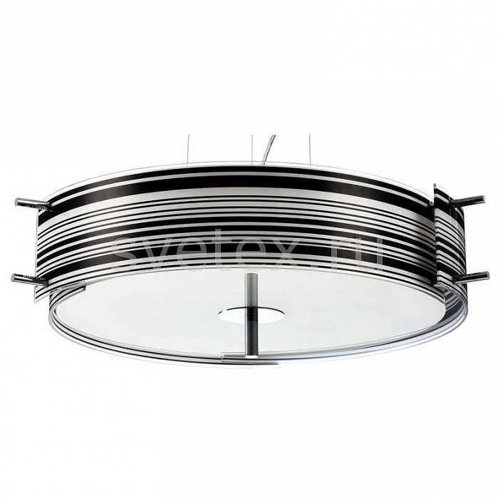 Подвесной светильник MaytoniСветодиодные<br>Артикул - MY_MOD310-12-WB,Бренд - Maytoni (Германия),Коллекция - Bronte,Гарантия, месяцы - 24,Высота, мм - 1200-2200,Диаметр, мм - 506,Тип лампы - светодиодная [LED],Общее кол-во ламп - 1,Напряжение питания лампы, В - 220,Максимальная мощность лампы, Вт - 21,Цвет лампы - белый,Лампы в комплекте - светодиодная [LED],Цвет плафонов и подвесок - черно-белый,Тип поверхности плафонов - матовый,Материал плафонов и подвесок - стекло,Цвет арматуры - хром,Тип поверхности арматуры - глянцевый,Материал арматуры - металл,Количество плафонов - 1,Возможность подлючения диммера - нельзя,Цветовая температура, K - 4000 K,Световой поток, лм - 1620,Экономичнее лампы накаливания - В 5, 9 раза,Светоотдача, лм/Вт - 77,Класс электробезопасности - I,Степень пылевлагозащиты, IP - 20,Диапазон рабочих температур - комнатная температура,Дополнительные параметры - способ крепления светильника к потолку - на монтажной пластине, светильник регулируется по высоте<br>
