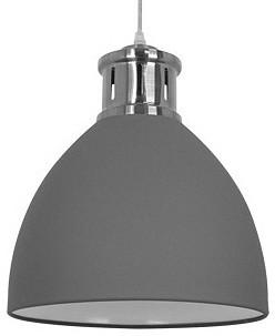 Подвесной светильник Odeon LightБарные<br>Артикул - OD_3322_1,Бренд - Odeon Light (Италия),Коллекция - Viola,Гарантия, месяцы - 24,Высота, мм - 320-1410,Диаметр, мм - 300,Тип лампы - компактная люминесцентная [КЛЛ] ИЛИнакаливания ИЛИсветодиодная [LED],Общее кол-во ламп - 1,Напряжение питания лампы, В - 220,Максимальная мощность лампы, Вт - 60,Лампы в комплекте - отсутствуют,Цвет плафонов и подвесок - серый,Тип поверхности плафонов - матовый,Материал плафонов и подвесок - металл,Цвет арматуры - никель,Тип поверхности арматуры - матовый,Материал арматуры - металл,Количество плафонов - 1,Возможность подлючения диммера - можно, если установить лампу накаливания,Тип цоколя лампы - E27,Класс электробезопасности - I,Степень пылевлагозащиты, IP - 20,Диапазон рабочих температур - комнатная температура,Дополнительные параметры - способ крепления светильника к потолку - на монтажной пластине, светильник регулируется по высоте<br>