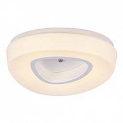 Накладной светильник ST-LuceКруглые<br>Артикул - SL878.502.01,Бренд - ST-Luce (Китай),Коллекция - Regen,Гарантия, месяцы - 24,Высота, мм - 120,Диаметр, мм - 400,Размер упаковки, мм - 460x430x130,Тип лампы - светодиодная [LED],Общее кол-во ламп - 1,Максимальная мощность лампы, Вт - 40,Лампы в комплекте - светодиодная [LED],Цвет плафонов и подвесок - белый,Тип поверхности плафонов - матовый,Материал плафонов и подвесок - акрил,Цвет арматуры - белый,Тип поверхности арматуры - матовый,Материал арматуры - металл,Возможность подлючения диммера - нельзя,Класс электробезопасности - I,Степень пылевлагозащиты, IP - 20,Диапазон рабочих температур - комнатная температура,Дополнительные параметры - способ крепления светильника к потолку - на монтажной пластине<br>