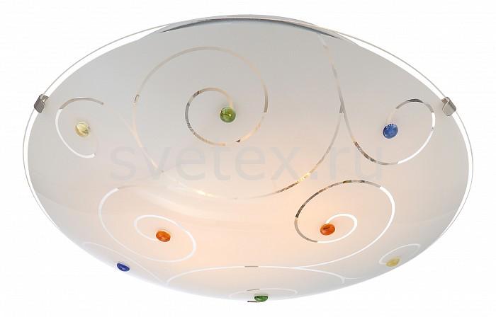 Накладной светильник GloboКруглые<br>Артикул - GB_40983-2,Бренд - Globo (Австрия),Коллекция - Fulva,Гарантия, месяцы - 24,Высота, мм - 85,Диаметр, мм - 300,Тип лампы - компактная люминесцентная [КЛЛ] ИЛИнакаливания ИЛИсветодиодная [LED],Общее кол-во ламп - 2,Напряжение питания лампы, В - 220,Максимальная мощность лампы, Вт - 60,Лампы в комплекте - отсутствуют,Цвет плафонов и подвесок - белый с рисунком,Тип поверхности плафонов - матовый,Материал плафонов и подвесок - стекло,Цвет арматуры - никель,Тип поверхности арматуры - матовый,Материал арматуры - металл,Количество плафонов - 1,Возможность подлючения диммера - можно, если установить лампу накаливания,Тип цоколя лампы - E27,Класс электробезопасности - I,Общая мощность, Вт - 120,Степень пылевлагозащиты, IP - 20,Диапазон рабочих температур - комнатная температура,Дополнительные параметры - способ крепления светильника к потолку - на монтажной пластине<br>