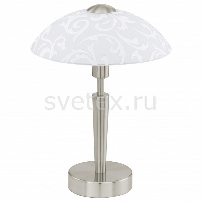 Фото Настольная лампа Eglo E14 220В 60Вт Solo 91238