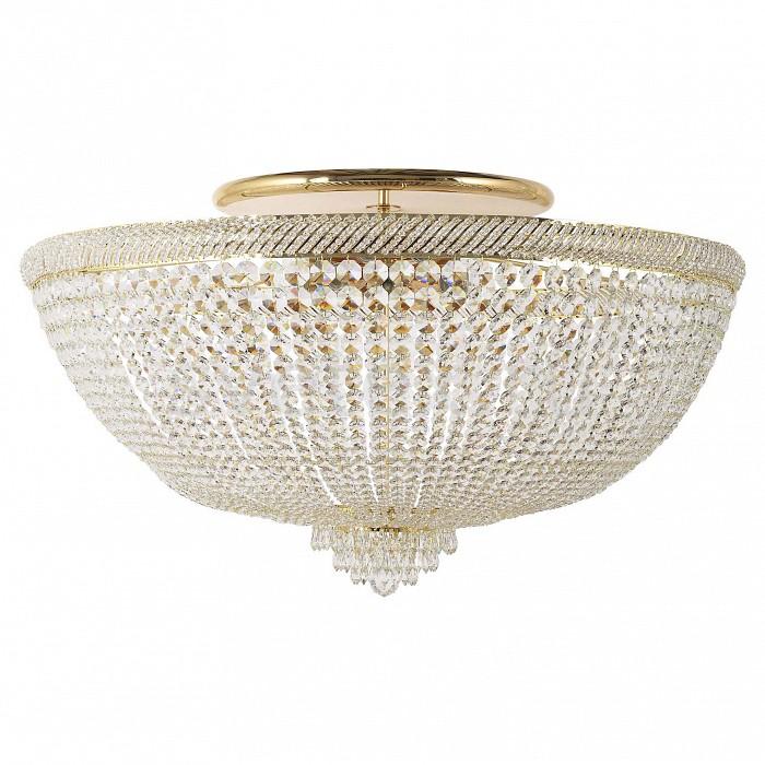 Потолочная люстра Dio D'ArteБолее 6 ламп<br>Артикул - DDA_Bari_E_1.2.100.300_G,Бренд - Dio D'Arte (Италия),Коллекция - Bari,Гарантия, месяцы - 24,Высота, мм - 400,Диаметр, мм - 800,Тип лампы - компактная люминесцентная [КЛЛ] ИЛИнакаливания ИЛИсветодиодная [LED],Общее кол-во ламп - 10,Напряжение питания лампы, В - 220,Максимальная мощность лампы, Вт - 60,Лампы в комплекте - отсутствуют,Цвет плафонов и подвесок - неокрашенный,Тип поверхности плафонов - прозрачный,Материал плафонов и подвесок - хрусталь Swarovski Spectra,Цвет арматуры - золото,Тип поверхности арматуры - глянцевый,Материал арматуры - металл,Возможность подлючения диммера - можно, если установить лампу накаливания,Тип цоколя лампы - E27,Класс электробезопасности - I,Общая мощность, Вт - 600,Степень пылевлагозащиты, IP - 20,Диапазон рабочих температур - комнатная температура,Дополнительные параметры - способ крепления светильника к потолку - на монтажной пластине<br>