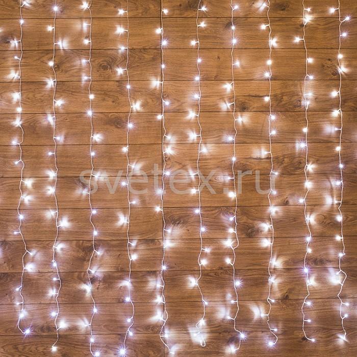 Фото Занавес световой Неон-Найт x 1.5 м x 1.5 м Home 235-035