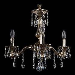 Подвесная люстра Bohemia Ivele CrystalНе более 4 ламп<br>Артикул - BI_1710_3_160_A_GB,Бренд - Bohemia Ivele Crystal (Чехия),Коллекция - 1710,Гарантия, месяцы - 24,Высота, мм - 360,Диаметр, мм - 540,Размер упаковки, мм - 450x450x200,Тип лампы - компактная люминесцентная [КЛЛ] ИЛИнакаливания ИЛИсветодиодная [LED],Общее кол-во ламп - 3,Напряжение питания лампы, В - 220,Максимальная мощность лампы, Вт - 40,Лампы в комплекте - отсутствуют,Цвет плафонов и подвесок - неокрашенный,Тип поверхности плафонов - прозрачный,Материал плафонов и подвесок - хрусталь,Цвет арматуры - золото черненое,Тип поверхности арматуры - глянцевый, рельефный,Материал арматуры - латунь,Возможность подлючения диммера - можно, если установить лампу накаливания,Форма и тип колбы - свеча ИЛИ свеча на ветру,Тип цоколя лампы - E14,Класс электробезопасности - I,Общая мощность, Вт - 120,Степень пылевлагозащиты, IP - 20,Диапазон рабочих температур - комнатная температура,Дополнительные параметры - способ крепления светильника к потолку - на крюке, указана высота светильника без подвеса<br>