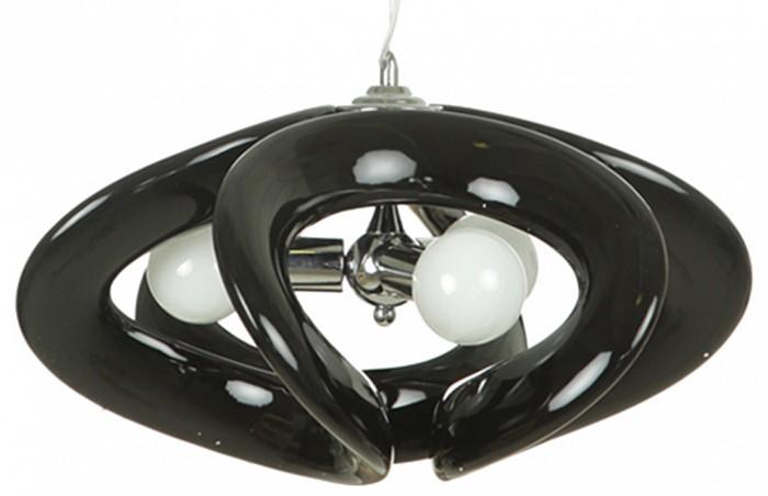Подвесной светильник Kink LightСветодиодные<br>Артикул - KL_07829.19,Бренд - Kink Light (Китай),Коллекция - Узел,Гарантия, месяцы - 12,Высота, мм - 1200,Диаметр, мм - 550,Размер упаковки, мм - 310x570x570,Тип лампы - компактная люминесцентная [КЛЛ] ИЛИнакаливания ИЛИсветодиодная [LED],Общее кол-во ламп - 3,Напряжение питания лампы, В - 220,Максимальная мощность лампы, Вт - 40,Лампы в комплекте - отсутствуют,Цвет плафонов и подвесок - черный,Тип поверхности плафонов - глянцевый,Материал плафонов и подвесок - полимер,Цвет арматуры - хром,Тип поверхности арматуры - глянцевый,Материал арматуры - металл,Количество плафонов - 1,Возможность подлючения диммера - можно, если установить лампу накаливания,Тип цоколя лампы - E27,Класс электробезопасности - I,Общая мощность, Вт - 120,Степень пылевлагозащиты, IP - 20,Диапазон рабочих температур - комнатная температура,Дополнительные параметры - способ крепления светильника к потолку - на монтажной пластине<br>