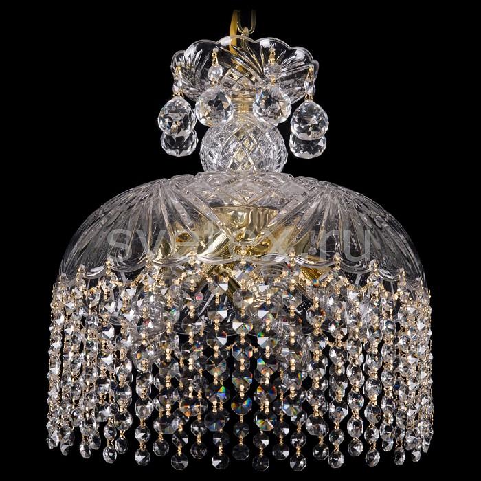 Подвесной светильник Bohemia Ivele CrystalПодвесные светильники<br>Артикул - BI_7715_30_G_R,Бренд - Bohemia Ivele Crystal (Чехия),Коллекция - 7715,Гарантия, месяцы - 24,Высота, мм - 300,Диаметр, мм - 300,Размер упаковки, мм - 380x380x390,Тип лампы - компактная люминесцентная [КЛЛ] ИЛИнакаливания ИЛИсветодиодная [LED],Общее кол-во ламп - 5,Напряжение питания лампы, В - 220,Максимальная мощность лампы, Вт - 40,Лампы в комплекте - отсутствуют,Цвет плафонов и подвесок - неокрашенный,Тип поверхности плафонов - прозрачный,Материал плафонов и подвесок - хрусталь,Цвет арматуры - золото, неокрашенный,Тип поверхности арматуры - глянцевый,Материал арматуры - металл, стекло,Возможность подлючения диммера - можно, если установить лампу накаливания,Тип цоколя лампы - E14,Класс электробезопасности - I,Общая мощность, Вт - 200,Степень пылевлагозащиты, IP - 20,Диапазон рабочих температур - комнатная температура,Дополнительные параметры - способ крепления светильника к потолку - на крюке, указана высота светильники без подвеса<br>