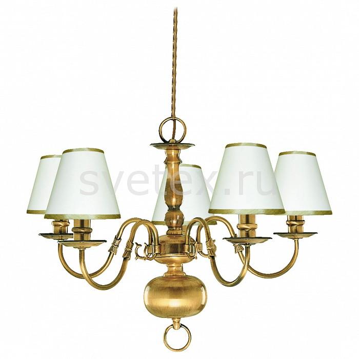 Фото Подвесная люстра Arte Lamp Flemish A1020LM-5AB