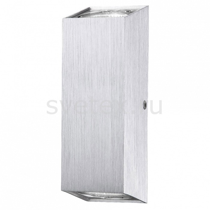 Накладной светильник Crystal LuxБез плафонов<br>Артикул - CU_1400_406,Бренд - Crystal Lux (Испания),Коллекция - Clt 222,Гарантия, месяцы - 24,Длина, мм - 180,Ширина, мм - 60,Выступ, мм - 60,Тип лампы - галогеновая ИЛИсветодиодная [LED],Общее кол-во ламп - 2,Напряжение питания лампы, В - 220,Максимальная мощность лампы, Вт - 50,Лампы в комплекте - отсутствуют,Цвет арматуры - алюминий,Тип поверхности арматуры - матовый,Материал арматуры - металл,Форма и тип колбы - полусферическая с рефлектором,Тип цоколя лампы - GU5.3,Класс электробезопасности - I,Общая мощность, Вт - 100,Степень пылевлагозащиты, IP - 20,Диапазон рабочих температур - комнатная температура,Дополнительные параметры - способ крепления светильника к потолку и стене - на монтажной пластине<br>