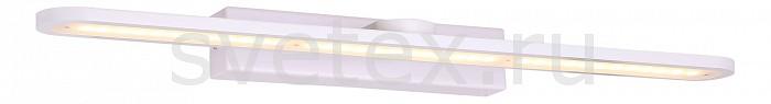 Подсветка для картин ST-LuceСветодиодные<br>Артикул - SL587.111.01,Бренд - ST-Luce (Китай),Коллекция - Gomma,Гарантия, месяцы - 24,Ширина, мм - 565,Высота, мм - 55,Выступ, мм - 130,Размер упаковки, мм - 620x550x295,Тип лампы - светодиодная [LED],Общее кол-во ламп - 1,Максимальная мощность лампы, Вт - 18,Цвет лампы - белый,Лампы в комплекте - светодиодная [LED],Цвет плафонов и подвесок - белый,Тип поверхности плафонов - матовый,Материал плафонов и подвесок - акрил,Цвет арматуры - белый,Тип поверхности арматуры - матовый,Материал арматуры - металл,Количество плафонов - 1,Возможность подлючения диммера - нельзя,Цветовая температура, K - 4000 K,Экономичнее лампы накаливания - в 10 раз,Класс электробезопасности - I,Напряжение питания, В - 220,Степень пылевлагозащиты, IP - 20,Диапазон рабочих температур - комнатная температура,Дополнительные параметры - способ крепления светильника на стене – на монтажной пластине, светильник предназначен для использования со скрытой проводкой<br>