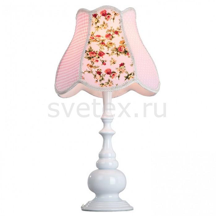 Фото Настольная лампа Arte Lamp E27 220В 40Вт Provence A9222LT-1WH