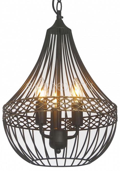 Подвесной светильник FavouriteСветодиодные<br>Артикул - FV_1800-3P,Бренд - Favourite (Германия),Коллекция - Terra,Гарантия, месяцы - 24,Время изготовления, дней - 1,Высота, мм - 435-1250,Диаметр, мм - 315,Тип лампы - компактная люминесцентная [КЛЛ] ИЛИнакаливания ИЛИсветодиодная [LED],Общее кол-во ламп - 3,Напряжение питания лампы, В - 220,Максимальная мощность лампы, Вт - 40,Лампы в комплекте - отсутствуют,Цвет плафонов и подвесок - коричневый с позолотой,Тип поверхности плафонов - матовый,Материал плафонов и подвесок - металл,Цвет арматуры - черный,Тип поверхности арматуры - матовый,Материал арматуры - металл,Количество плафонов - 1,Возможность подлючения диммера - можно, если установить лампу накаливания,Форма и тип колбы - свеча ИЛИ свеча на ветру,Тип цоколя лампы - E14,Класс электробезопасности - I,Общая мощность, Вт - 120,Степень пылевлагозащиты, IP - 20,Диапазон рабочих температур - комнатная температура,Дополнительные параметры - регулируется по высоте, способ крепления светильника к потолку – на монтажной пластине<br>