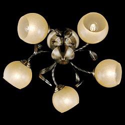 Люстра на штанге Eurosvet5 или 6 ламп<br>Артикул - EV_76408,Бренд - Eurosvet (Китай),Коллекция - Азалия,Гарантия, месяцы - 24,Высота, мм - 200,Диаметр, мм - 530,Тип лампы - компактная люминесцентная [КЛЛ] ИЛИнакаливания ИЛИсветодиодная [LED],Общее кол-во ламп - 5,Напряжение питания лампы, В - 220,Максимальная мощность лампы, Вт - 60,Лампы в комплекте - отсутствуют,Цвет плафонов и подвесок - бежевый,Тип поверхности плафонов - матовый,Материал плафонов и подвесок - стекло,Цвет арматуры - бронза античная,Тип поверхности арматуры - матовый,Материал арматуры - металл,Возможность подлючения диммера - можно, если установить лампу накаливания,Тип цоколя лампы - E27,Класс электробезопасности - I,Общая мощность, Вт - 300,Степень пылевлагозащиты, IP - 20,Диапазон рабочих температур - комнатная температура,Дополнительные параметры - способ крепления светильника к потолку - на монтажной пластине<br>