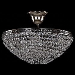 Люстра на штанге Bohemia Ivele CrystalНе более 4 ламп<br>Артикул - BI_1932_35Z_NB,Бренд - Bohemia Ivele Crystal (Чехия),Коллекция - 1932,Гарантия, месяцы - 12,Высота, мм - 300,Диаметр, мм - 350,Размер упаковки, мм - 450x450x200,Тип лампы - компактная люминесцентная [КЛЛ] ИЛИнакаливания ИЛИсветодиодная [LED],Общее кол-во ламп - 4,Напряжение питания лампы, В - 220,Максимальная мощность лампы, Вт - 40,Лампы в комплекте - отсутствуют,Цвет плафонов и подвесок - неокрашенный,Тип поверхности плафонов - прозрачный,Материал плафонов и подвесок - хрусталь,Цвет арматуры - никель черненый,Тип поверхности арматуры - глянцевый, рельефный,Материал арматуры - металл,Возможность подлючения диммера - можно, если установить лампу накаливания,Тип цоколя лампы - E14,Класс электробезопасности - I,Общая мощность, Вт - 160,Степень пылевлагозащиты, IP - 20,Диапазон рабочих температур - комнатная температура,Дополнительные параметры - способ крепления светильника к потолку – на крюке<br>