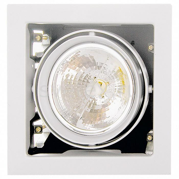 Встраиваемый светильник LightstarКарданные светильники<br>Артикул - LS_214110,Бренд - Lightstar (Италия),Коллекция - Cardano,Гарантия, месяцы - 24,Время изготовления, дней - 1,Длина, мм - 185,Ширина, мм - 185,Высота, мм - 105,Выступ, мм - 5,Глубина, мм - 100,Размер врезного отверстия, мм - 165x165,Тип лампы - галогеновая ИЛИсветодиодная [LED],Общее кол-во ламп - 1,Напряжение питания лампы, В - 12,Максимальная мощность лампы, Вт - 75,Лампы в комплекте - отсутствуют,Цвет плафонов и подвесок - белый,Тип поверхности плафонов - матовый,Материал плафонов и подвесок - металл,Цвет арматуры - белый,Тип поверхности арматуры - матовый,Материал арматуры - металл,Количество плафонов - 1,Возможность подлючения диммера - можно, если подключить трансформатор 12 В с возможностью диммирования,Необходимые компоненты - трансформатор 12 В,Компоненты, входящие в комплект - нет,Форма и тип колбы - круглая плоская с рефлектором,Тип цоколя лампы - G53,Экономичнее лампы накаливания - на 50 %,Класс электробезопасности - I,Напряжение питания, В - 220,Степень пылевлагозащиты, IP - 20,Диапазон рабочих температур - комнатная температура,Дополнительные параметры - поворотный светильник для лампы DR111<br>