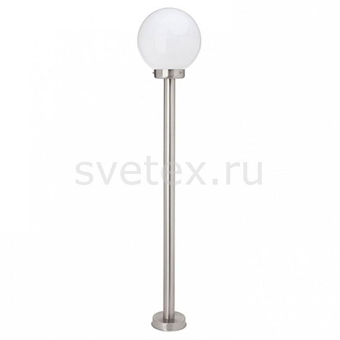 Наземный высокий светильник BrilliantСветильники<br>Артикул - BT_47285_82,Бренд - Brilliant (Германия),Коллекция - Madison,Гарантия, месяцы - 24,Время изготовления, дней - 1,Высота, мм - 1020,Диаметр, мм - 200,Размер упаковки, мм - 205x205x1025,Тип лампы - компактная люминесцентная [КЛЛ] ИЛИнакаливания ИЛИсветодиодная [LED],Общее кол-во ламп - 1,Напряжение питания лампы, В - 220,Максимальная мощность лампы, Вт - 60,Лампы в комплекте - отсутствуют,Цвет плафонов и подвесок - белый,Тип поверхности плафонов - матовый,Материал плафонов и подвесок - полимер,Цвет арматуры - сталь,Тип поверхности арматуры - глянцевый,Материал арматуры - сталь,Количество плафонов - 1,Тип цоколя лампы - E27,Класс электробезопасности - I,Степень пылевлагозащиты, IP - 44,Диапазон рабочих температур - от -40^C до +40^C<br>