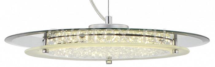 Подвесной светильник GloboПодвесные светильники<br>Артикул - GB_49315H,Бренд - Globo (Австрия),Коллекция - Palma,Гарантия, месяцы - 24,Высота, мм - 1050,Диаметр, мм - 360,Тип лампы - светодиодная [LED],Общее кол-во ламп - 1,Напряжение питания лампы, В - 12,Максимальная мощность лампы, Вт - 22,Цвет лампы - белый,Лампы в комплекте - светодиодная [LED],Цвет плафонов и подвесок - неокрашенный,Тип поверхности плафонов - матовый, прозрачный,Материал плафонов и подвесок - стекло, хрусталь K9,Цвет арматуры - хром,Тип поверхности арматуры - глянцевый,Материал арматуры - металл,Количество плафонов - 1,Возможность подлючения диммера - нельзя,Компоненты, входящие в комплект - трансформатор 12В,Цветовая температура, K - 4000 K,Световой поток, лм - 1360,Экономичнее лампы накаливания - в 4.9 раза,Светоотдача, лм/Вт - 62,Класс электробезопасности - I,Напряжение питания, В - 220,Степень пылевлагозащиты, IP - 20,Диапазон рабочих температур - комнатная температура,Дополнительные параметры - способ крепления светильника к потолку -  на монтажной пластине<br>
