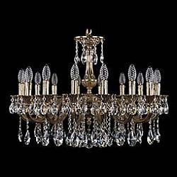 Подвесная люстра Bohemia Ivele CrystalБолее 6 ламп<br>Артикул - BI_1702_16_A_GB,Бренд - Bohemia Ivele Crystal (Чехия),Коллекция - 1702,Гарантия, месяцы - 24,Высота, мм - 500,Диаметр, мм - 730,Размер упаковки, мм - 640x640x320,Тип лампы - компактная люминесцентная [КЛЛ] ИЛИнакаливания ИЛИсветодиодная [LED],Общее кол-во ламп - 16,Напряжение питания лампы, В - 220,Максимальная мощность лампы, Вт - 40,Лампы в комплекте - отсутствуют,Цвет плафонов и подвесок - неокрашенный,Тип поверхности плафонов - прозрачный,Материал плафонов и подвесок - хрусталь,Цвет арматуры - золото черненое,Тип поверхности арматуры - глянцевый, рельефный,Материал арматуры - латунь,Возможность подлючения диммера - можно, если установить лампу накаливания,Форма и тип колбы - свеча ИЛИ свеча на ветру,Тип цоколя лампы - E14,Класс электробезопасности - I,Общая мощность, Вт - 640,Степень пылевлагозащиты, IP - 20,Диапазон рабочих температур - комнатная температура,Дополнительные параметры - способ крепления светильника к потолку - на крюке, указана высота светильника без подвеса<br>
