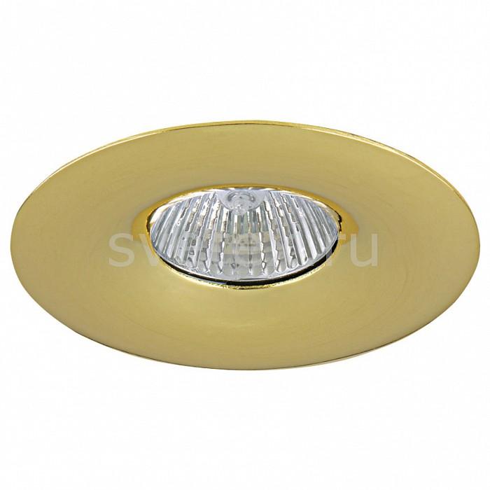 Встраиваемый светильник LightstarПотолочные светильники<br>Артикул - LS_010012,Бренд - Lightstar (Италия),Коллекция - Levigo,Гарантия, месяцы - 24,Высота, мм - 74,Выступ, мм - 4,Глубина, мм - 70,Диаметр, мм - 98,Размер врезного отверстия, мм - 68,Тип лампы - галогеновая ИЛИсветодиодная [LED],Общее кол-во ламп - 1,Напряжение питания лампы, В - 220,Максимальная мощность лампы, Вт - 50,Лампы в комплекте - отсутствуют,Цвет арматуры - золото,Тип поверхности арматуры - матовый,Материал арматуры - металл,Возможность подлючения диммера - можно, если установить галогеновую лампу,Форма и тип колбы - полусферическая с рефлектором,Тип цоколя лампы - GU5.3,Класс электробезопасности - I,Степень пылевлагозащиты, IP - 20,Диапазон рабочих температур - комнатная температура,Дополнительные параметры - рефлекторная лампа MR-16, возможна установка галогеновой лампы MR-16 с цоколем GU5.3 на 12 V с подключением через трансформатор<br>