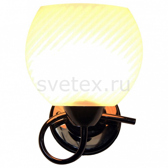 Фото Бра IDLamp 853 853/1A-Blackchrome
