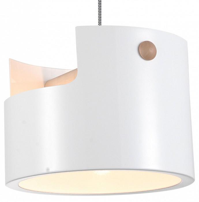 Подвесной светильник MantraБарные<br>Артикул - MN_5590,Бренд - Mantra (Испания),Коллекция - Cube,Гарантия, месяцы - 24,Высота, мм - 350-1500,Диаметр, мм - 300,Тип лампы - компактная люминесцентная [КЛЛ] ИЛИнакаливания ИЛИсветодиодная [LED],Общее кол-во ламп - 1,Напряжение питания лампы, В - 220,Максимальная мощность лампы, Вт - 40,Лампы в комплекте - отсутствуют,Цвет плафонов и подвесок - белый,Тип поверхности плафонов - матовый,Материал плафонов и подвесок - металл,Цвет арматуры - белый, коричневый,Тип поверхности арматуры - матовый,Материал арматуры - дерево, металл,Количество плафонов - 1,Возможность подлючения диммера - можно, если установить лампу накаливания,Тип цоколя лампы - E27,Класс электробезопасности - I,Степень пылевлагозащиты, IP - 20,Диапазон рабочих температур - комнатная температура,Дополнительные параметры - регулируется по высоте,  способ крепления светильника к потолку – на монтажной пластине<br>