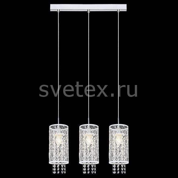 Подвесной светильник EurosvetСветодиодные<br>Артикул - EV_76372,Бренд - Eurosvet (Китай),Коллекция - 50031,Гарантия, месяцы - 24,Длина, мм - 570,Ширина, мм - 130,Высота, мм - 1000,Тип лампы - компактная люминесцентная [КЛЛ] ИЛИнакаливания ИЛИсветодиодная [LED],Общее кол-во ламп - 3,Напряжение питания лампы, В - 220,Максимальная мощность лампы, Вт - 60,Лампы в комплекте - отсутствуют,Цвет плафонов и подвесок - белый, неокрашенный,Тип поверхности плафонов - матовый, прозрачный,Материал плафонов и подвесок - металл, хрусталь,Цвет арматуры - хром,Тип поверхности арматуры - глянцевый,Материал арматуры - металл,Количество плафонов - 3,Возможность подлючения диммера - можно, если установить лампу накаливания,Тип цоколя лампы - E14,Класс электробезопасности - I,Общая мощность, Вт - 180,Степень пылевлагозащиты, IP - 20,Диапазон рабочих температур - комнатная температура,Дополнительные параметры - способ крепления светильника к потолку - на монтажной пластине, регулируется по высоте<br>