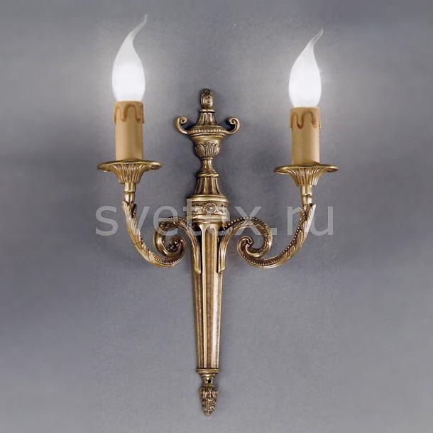 Бра NervilampНастенные светильники<br>Артикул - NL_A8_2_French_Gold,Бренд - Nervilamp (Италия),Коллекция - A8,Гарантия, месяцы - 24,Ширина, мм - 270,Высота, мм - 350,Выступ, мм - 120,Тип лампы - компактная люминесцентная [КЛЛ] ИЛИнакаливания ИЛИсветодиодная [LED],Общее кол-во ламп - 2,Напряжение питания лампы, В - 220,Максимальная мощность лампы, Вт - 60,Лампы в комплекте - отсутствуют,Цвет арматуры - золото французское,Тип поверхности арматуры - глянцевый, металлик, рельефный,Материал арматуры - металл,Возможность подлючения диммера - можно, если установить лампу накаливания,Форма и тип колбы - свеча ИЛИ свеча на ветру,Тип цоколя лампы - E14,Класс электробезопасности - I,Общая мощность, Вт - 120,Степень пылевлагозащиты, IP - 20,Диапазон рабочих температур - комнатная температура,Дополнительные параметры - способ крепления светильника на стене – на монтажной пластине, светильник предназначен для использования со скрытой проводкой<br>