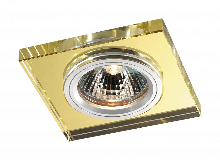 Фото Встраиваемый светильник Novotech Mirror 369755