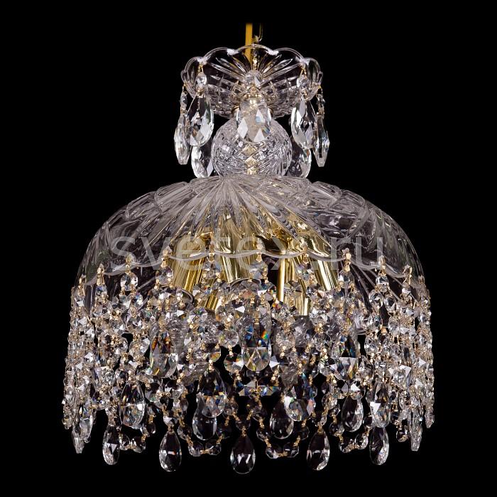 Фото Подвесной светильник Bohemia Ivele Crystal 7711 7711/30/G