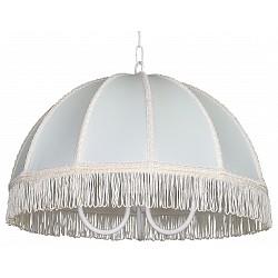 Подвесной светильник АврораСветодиодные<br>Артикул - AV_10091-3L,Бренд - Аврора (Россия),Коллекция - Шале,Гарантия, месяцы - 24,Высота, мм - 370-1520,Диаметр, мм - 500,Тип лампы - компактная люминесцентная [КЛЛ] ИЛИнакаливания ИЛИсветодиодная  [LED],Общее кол-во ламп - 3,Напряжение питания лампы, В - 220,Максимальная мощность лампы, Вт - 60,Лампы в комплекте - отсутствуют,Цвет плафонов и подвесок - белый с бахромой,Тип поверхности плафонов - матовый,Материал плафонов и подвесок - текстиль,Цвет арматуры - белый,Тип поверхности арматуры - матовый,Материал арматуры - металл,Возможность подлючения диммера - можно, если установить лампу накаливания,Тип цоколя лампы - E14,Класс электробезопасности - I,Общая мощность, Вт - 180,Степень пылевлагозащиты, IP - 20,Диапазон рабочих температур - комнатная температура,Дополнительные параметры - способ крепления светильника к потолку - на крюке, регулируется по высоте<br>