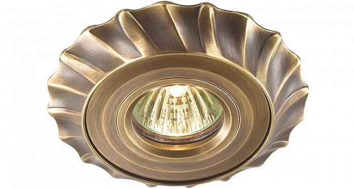 Фото Встраиваемый светильник Novotech Vintage 369942