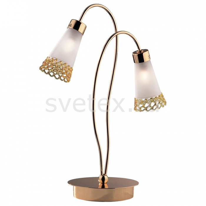 Фото Настольная лампа Odeon Light G9 220В 40Вт 2800 - 3200 K Coli 1805/2T