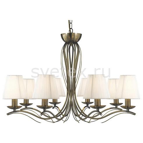 Фото Подвесная люстра Arte Lamp Domain A9521LM-8AB