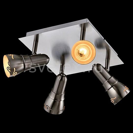 Спот EurosvetКвадратные<br>Артикул - EV_76525,Бренд - Eurosvet (Китай),Коллекция - Лира,Гарантия, месяцы - 24,Длина, мм - 300,Ширина, мм - 300,Выступ, мм - 150,Тип лампы - компактная люминесцентная [КЛЛ] ИЛИнакаливания ИЛИсветодиодная [LED],Общее кол-во ламп - 4,Напряжение питания лампы, В - 220,Максимальная мощность лампы, Вт - 40,Лампы в комплекте - отсутствуют,Цвет плафонов и подвесок - никель,Тип поверхности плафонов - матовый,Материал плафонов и подвесок - металл,Цвет арматуры - никель,Тип поверхности арматуры - матовый,Материал арматуры - металл,Количество плафонов - 4,Возможность подлючения диммера - можно, если установить лампу накаливания,Тип цоколя лампы - E14,Класс электробезопасности - I,Общая мощность, Вт - 160,Степень пылевлагозащиты, IP - 20,Диапазон рабочих температур - комнатная температура,Дополнительные параметры - способ крепления светильника к потолку и стене - на монтажной пластине, поворотный светильник<br>