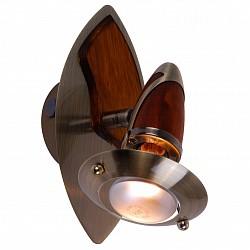 Бра GloboДеревянные<br>Артикул - GB_5435-1,Бренд - Globo (Австрия),Коллекция - Earl,Гарантия, месяцы - 24,Время изготовления, дней - 1,Высота, мм - 200,Размер упаковки, мм - 210x125x100,Тип лампы - компактная люминесцентная [КЛЛ] ИЛИнакаливания ИЛИсветодиодная [LED],Общее кол-во ламп - 1,Напряжение питания лампы, В - 220,Максимальная мощность лампы, Вт - 40,Лампы в комплекте - отсутствуют,Цвет арматуры - коричневый, латунь античная,Тип поверхности арматуры - матовый,Материал арматуры - металл, дерево,Возможность подлючения диммера - можно, если установить лампу накаливания,Форма и тип колбы - груша плоская с рефлектором,Тип цоколя лампы - E14,Класс электробезопасности - I,Степень пылевлагозащиты, IP - 20,Диапазон рабочих температур - комнатная температура,Дополнительные параметры - поворотный светильник, предназначен для использования со скрытой проводкой, рефлекторная лампа R50 (диаметр колбы 50 мм)<br>
